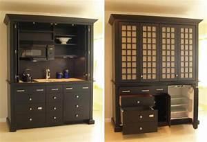 Complete Mini Kitchens - Tiny House Design