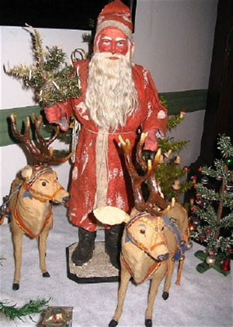 private collection  antique christmas  wisconsin