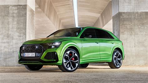 Green Audi RS Q8 2020 4K 5K HD Cars Wallpapers | HD ...