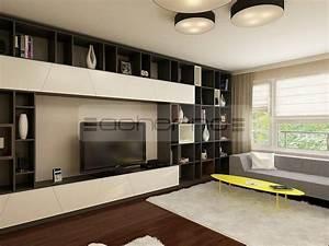 Wandfarbe Grau Schöner Wohnen : wohnzimmer esszimmer design wandfarbe grau und hellgrau ~ Sanjose-hotels-ca.com Haus und Dekorationen