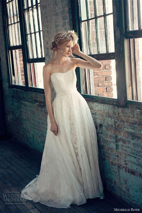 michelle roth  wedding dresses wedding inspirasi