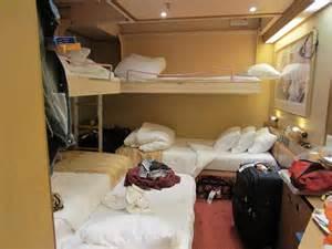 Carnival Cruise Ship Triumph Cabins