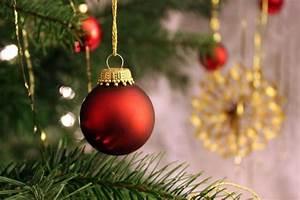 Weihnachtsbaumschmuck Christbaumkugel Weihnachtszeit
