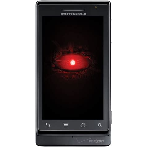motorola droid phones motorola droid bluetooth wifi gps pda phone verizon
