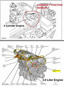 2007 Ford Fusion Starter Diagram