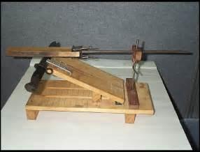 Homemade Knife Sharpening Jig