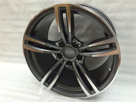 Bmw Rims by 18 Quot Bmw 2015 M3 Style Wheels Rims Fit 1 Series 3 Series 4
