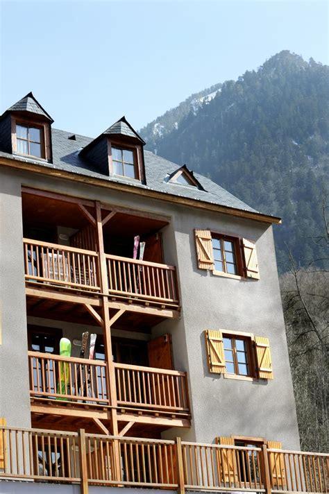 residence les chalets d estive cauterets residence les chalets d estive cauterets location vacances ski cauterets ski planet