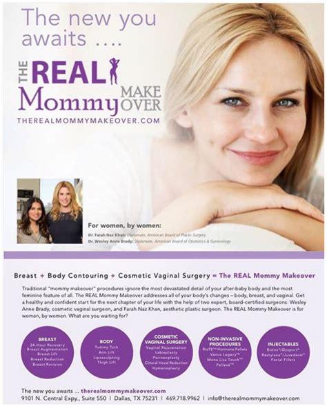mommy makeover dallas female plastic surgeon