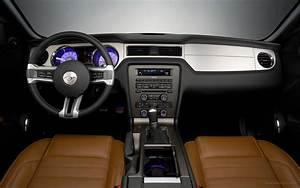 Ford Mustang 2010 Interior Wallpaper HD Car Wallpapers