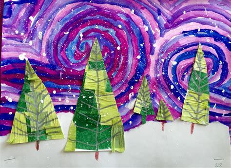 art  christmas december  st mark lutheran church