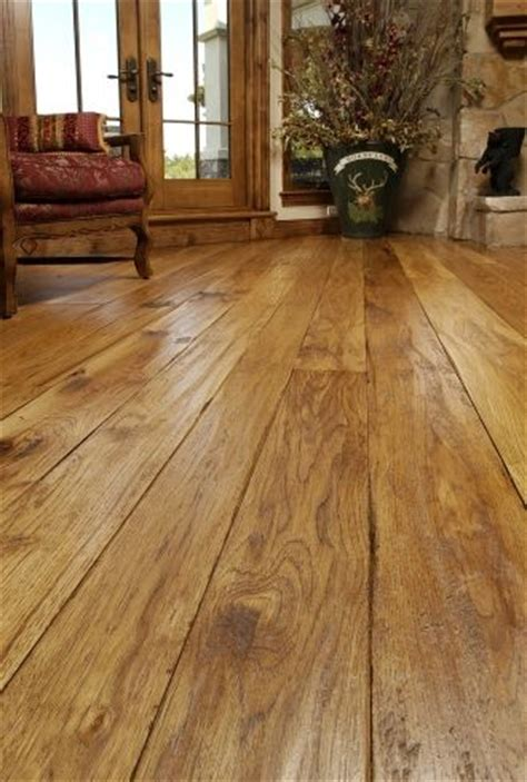 hickory laminate flooring wide plank hickory carlisle wide plank flooring decorating rustic