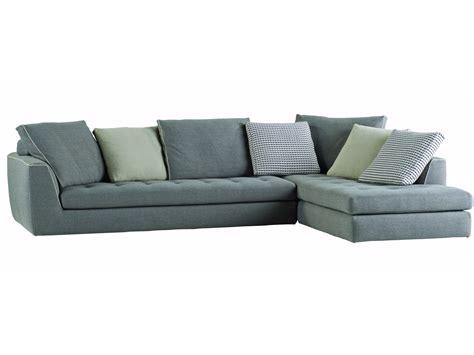 canape d angle roche bobois canapé d 39 angle en tissu avec revêtement amovible by
