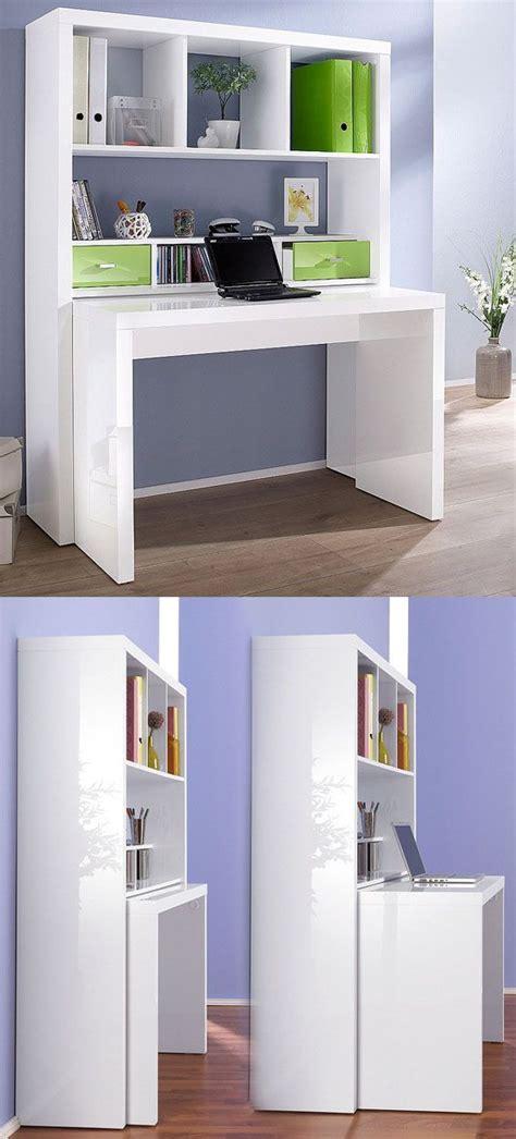 Regale Für Kleine Räume by Praktisches Regal Mit Ausziehbarem Schreibtisch M 246 Bel