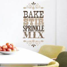 funny kitchen wall decals wall decal humor whip it good With kitchen cabinets lowes with fork and spoon wall art target