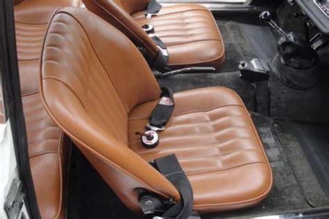 Seat Upholsterycovers For Alfa Romeo Giulia (105 & 115
