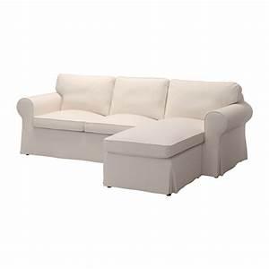 Canapé Méridienne Ikea : ektorp canap avec m ridienne lofallet beige ikea ~ Teatrodelosmanantiales.com Idées de Décoration