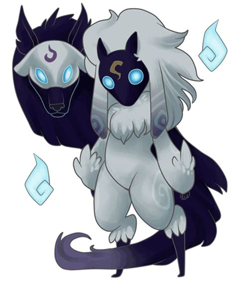 Kindred Animated Wallpaper - kindred animated by remayre on deviantart