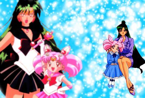 The Friendship Of Setsuna And Chibiusa