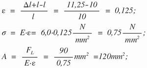Spannung Berechnen Mechanik : elastizit t gummiseil und zugbelastung berechnen sie dehnung zugspannung und durchmesser ~ Themetempest.com Abrechnung