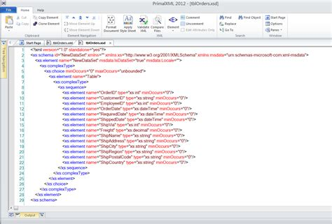 Sql Server Smo Has Xml And Xsd Schema Method