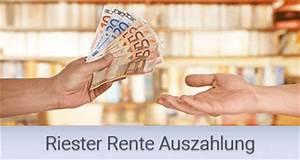 Riester Rente Vorzeitige Auszahlung Berechnen : riester rente vergleich rechner alternativen 2017 ~ Themetempest.com Abrechnung