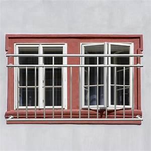 franzosischer balkon 184x90cm edelstahl balkongelander With französischer balkon mit klettern kinder garten