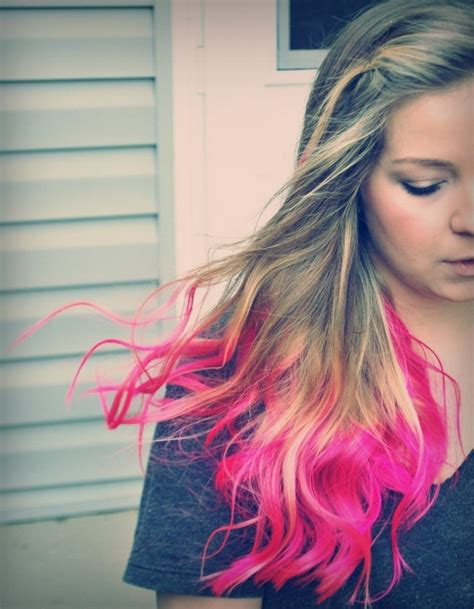 17 Best Images About Dip Diy Hair On Pinterest Pastel