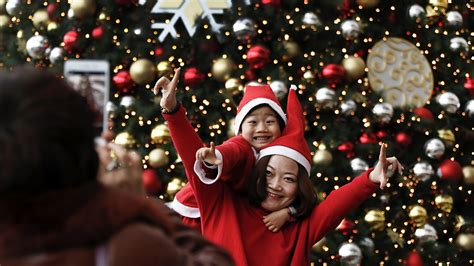 chinas ruling communist party bans christmas calling