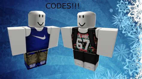 FREE Roblox Boys Outfit Codes | Doovi