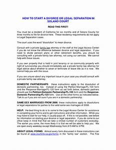 legal divorce papers free printable documents With free legal divorce documents
