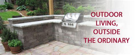 landscaping outdoor living custom retaining walls