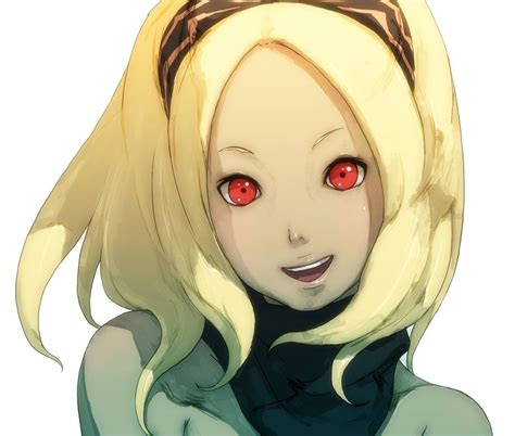 Kat Face Pictures And Characters Art Gravity Rush