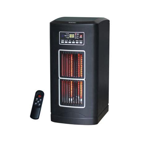 outdoor ls home depot lifesmart life pro series 18 in 1500 watt infrared tower