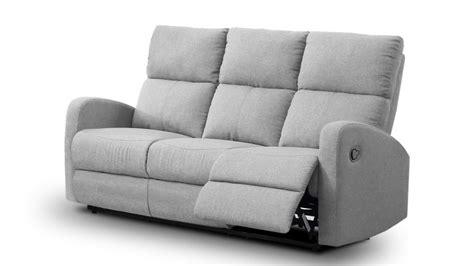 canapé relax tissus 3 places canapé 3 places relax manuel harrouda avec revêtement