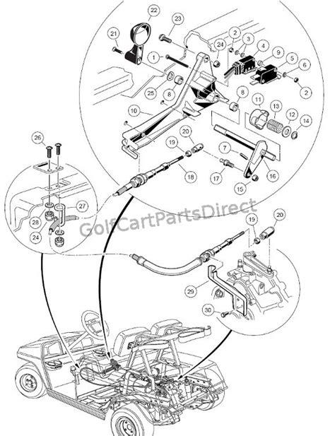 forwardreverse switch gas club car parts accessories