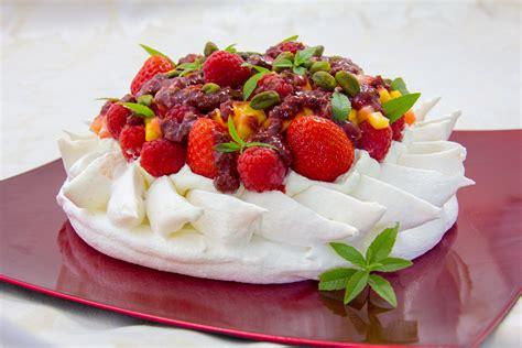 Cours De Cuisine Lenotre - pavlova verveine les gourmantissimes