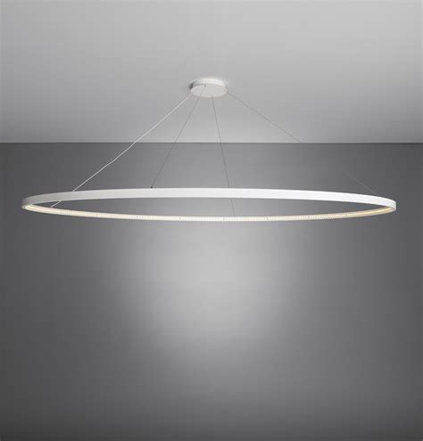 Deckenleuchte Indirekte Beleuchtung by Led Direct Indirect Light Steel Pendant L Omega 200 By