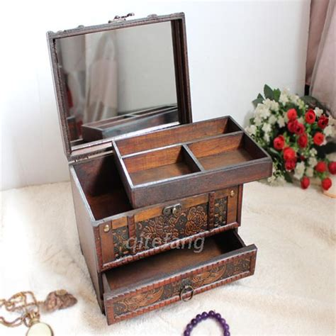 Popular Antique Chinese Jewelry Box Buy Cheap Antique