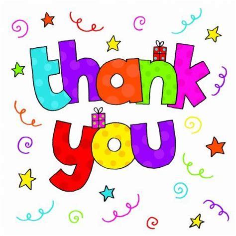 Clip Thank You Gratitude Thank You Clipart