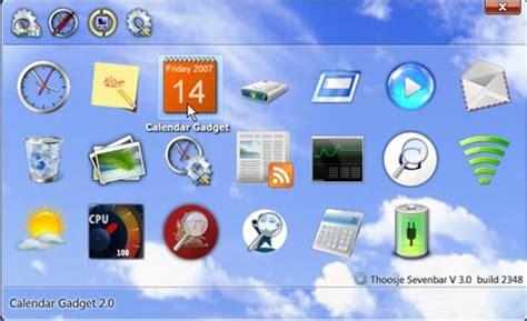 comment afficher gadget windows 7