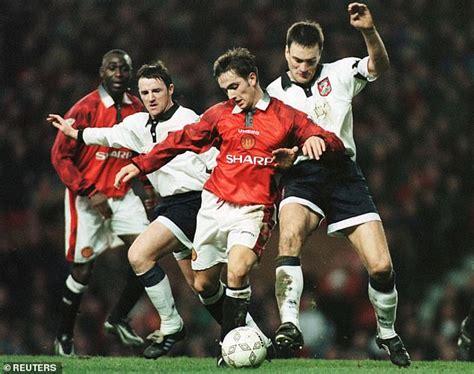 Michael Clegg makes Old Trafford return as first-team ...