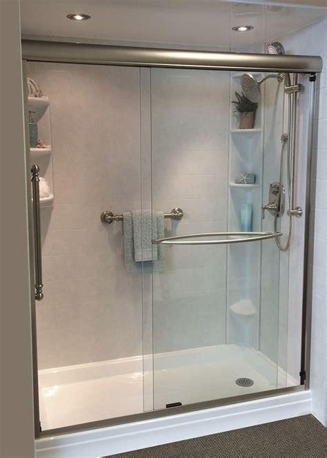 tub to shower converter tub to shower conversion bath creations 6389
