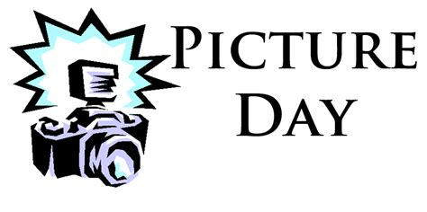 Picture Day Clip Picture Day November 21 Smoke Signal
