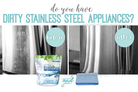 how do you clean a stainless steel kitchen sink make your stainless steel appliances shine again 9866