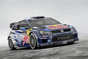 Volkswagen Unveils 2015 Polo R Wrc With Dark Blue Livery