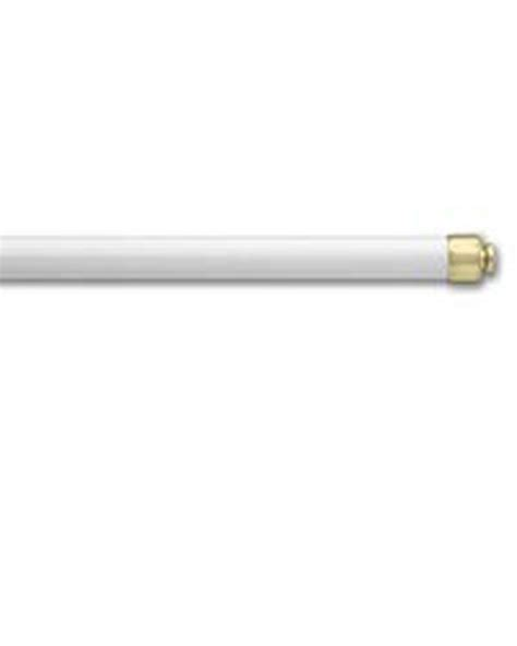 Graber Tension Curtain Rods by 7 16 Inch Sash Cafe Curtain Rods Interiordecorating