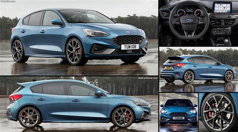 ford focus st  pictures information specs