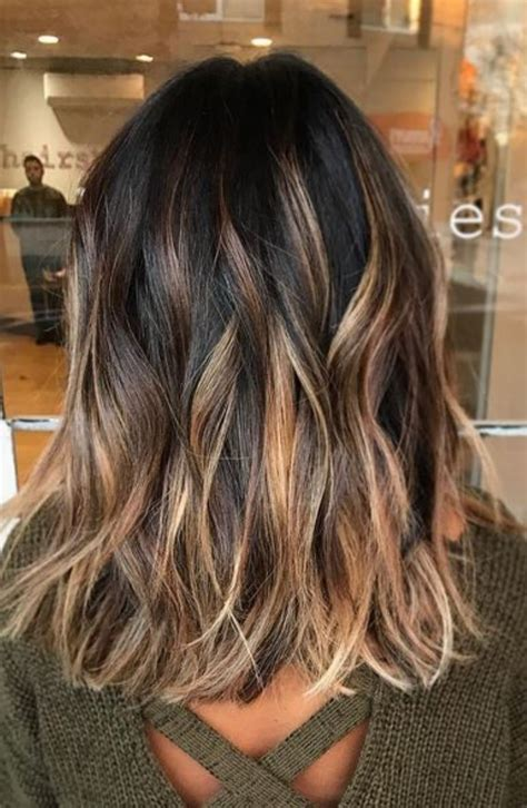 25 Top Brunette Hair Color Ideas To Try 2017 Fashionetter