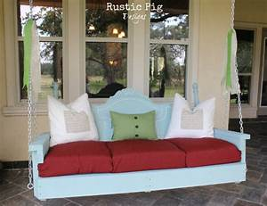 Diy Porch Swing - 5 You Can Make